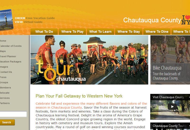 Reasons to Visit Chautauqua County This Winter ...